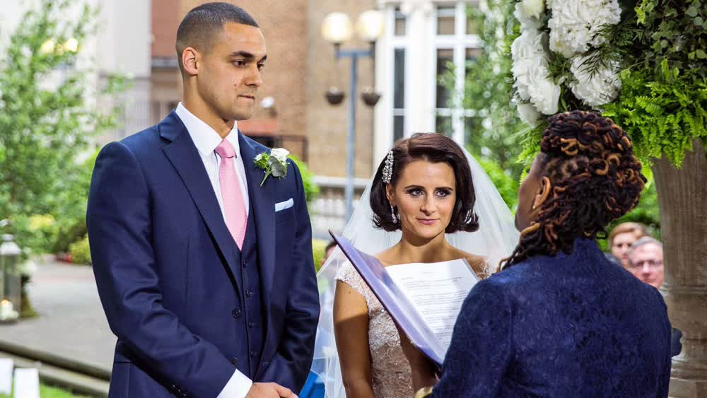Married at first sight Melissa and Clark