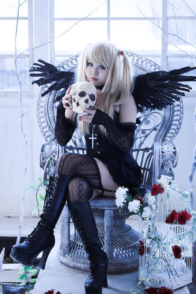 Best Misa Amane Cosplay From Death Note