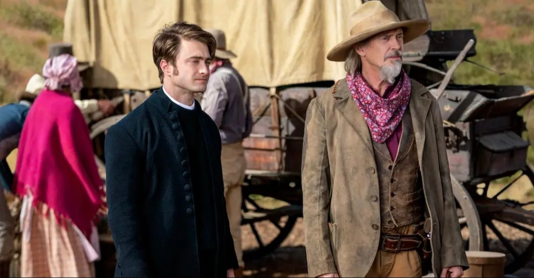 Who is Daniel Radcliffe playing in Miracle Workers season 3