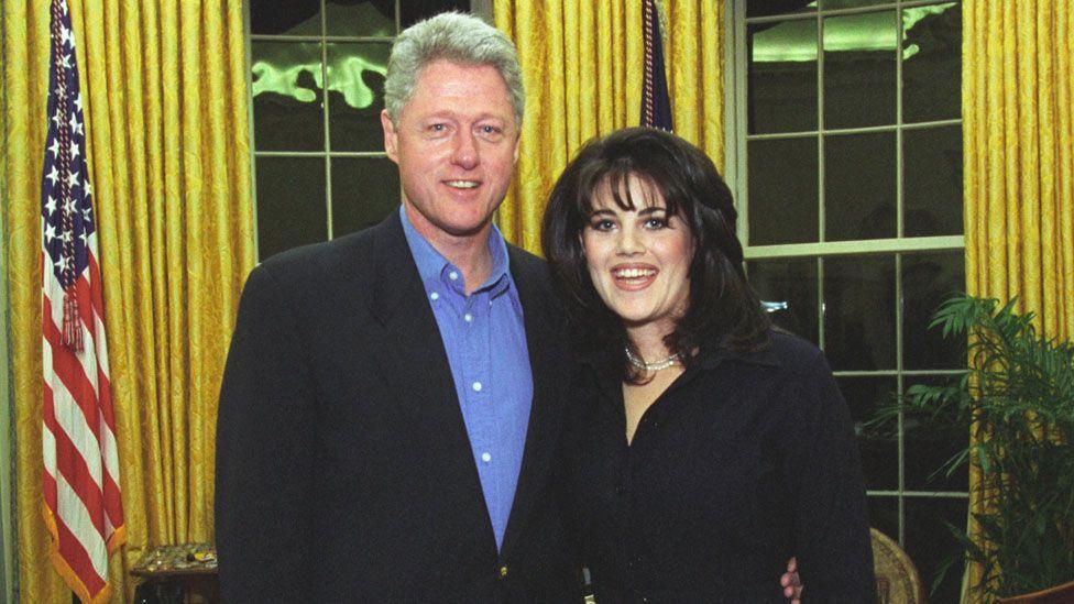 Monica Lewinsky Dating