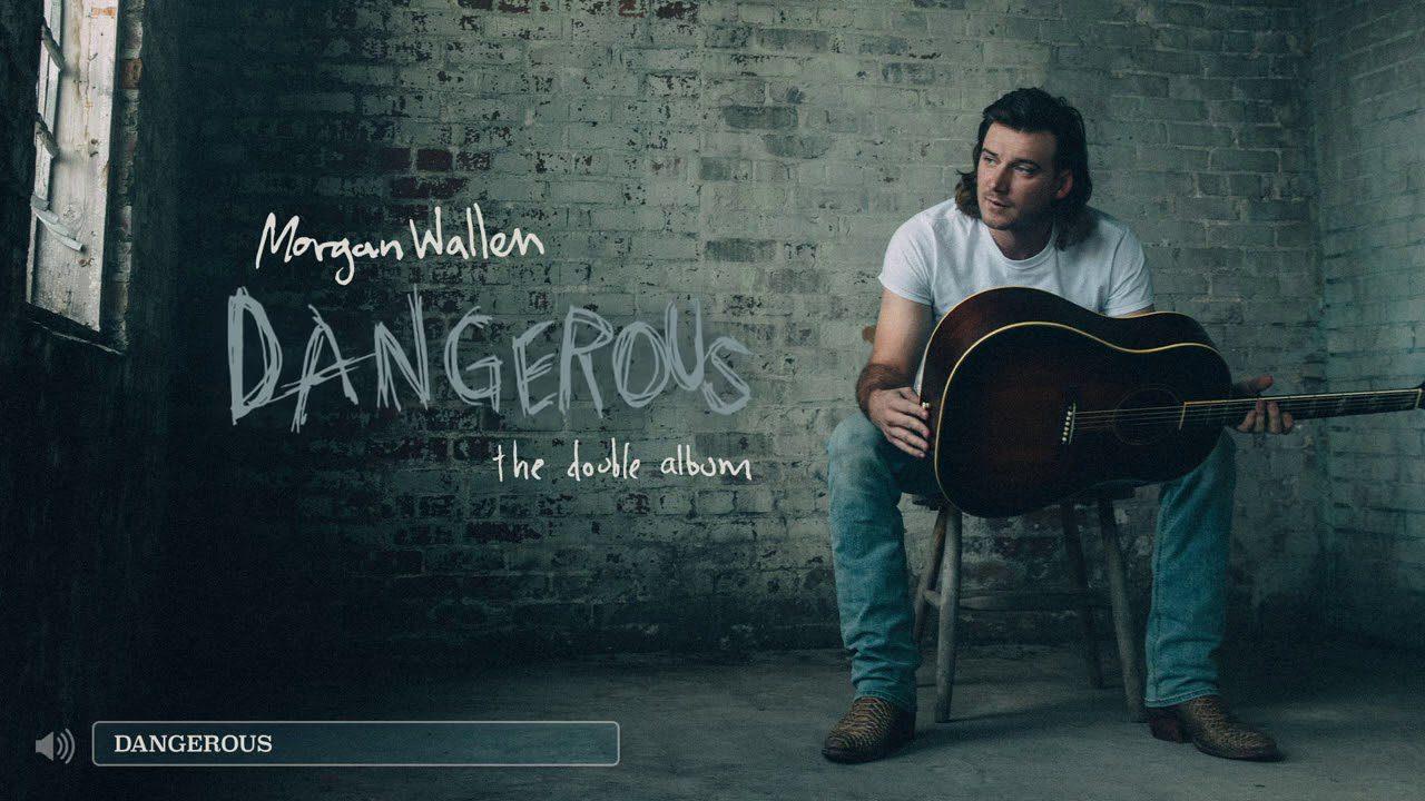 Morgan Wallen's Dangerous The Double Album Ranks No. 7