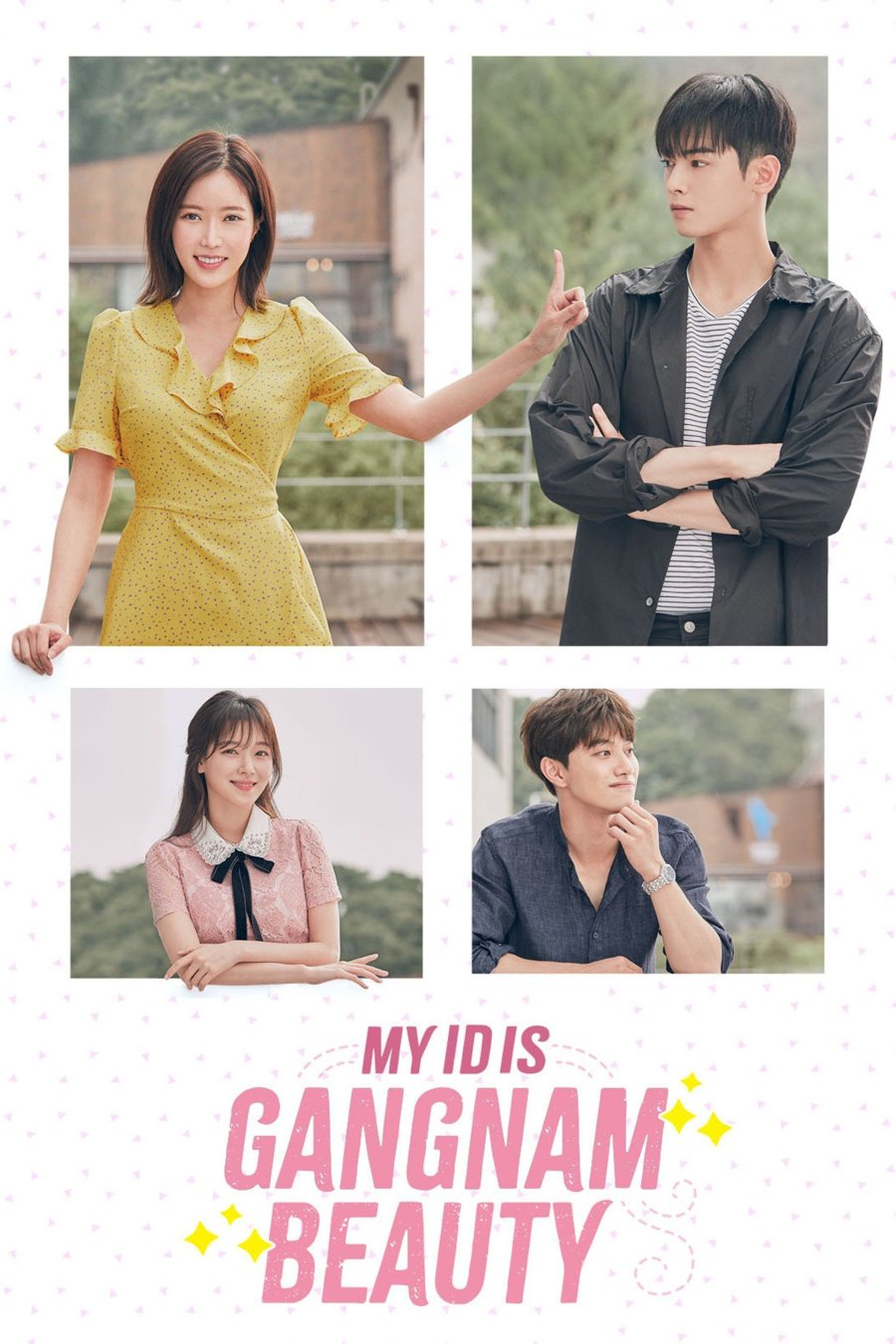 My ID is Gangnam Beauty drama review and cast