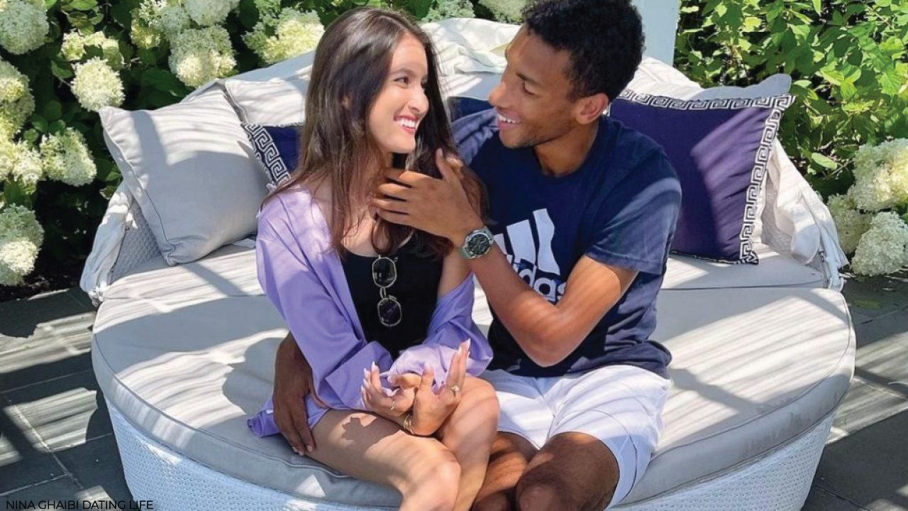 Nina Ghaibi Boyfriend