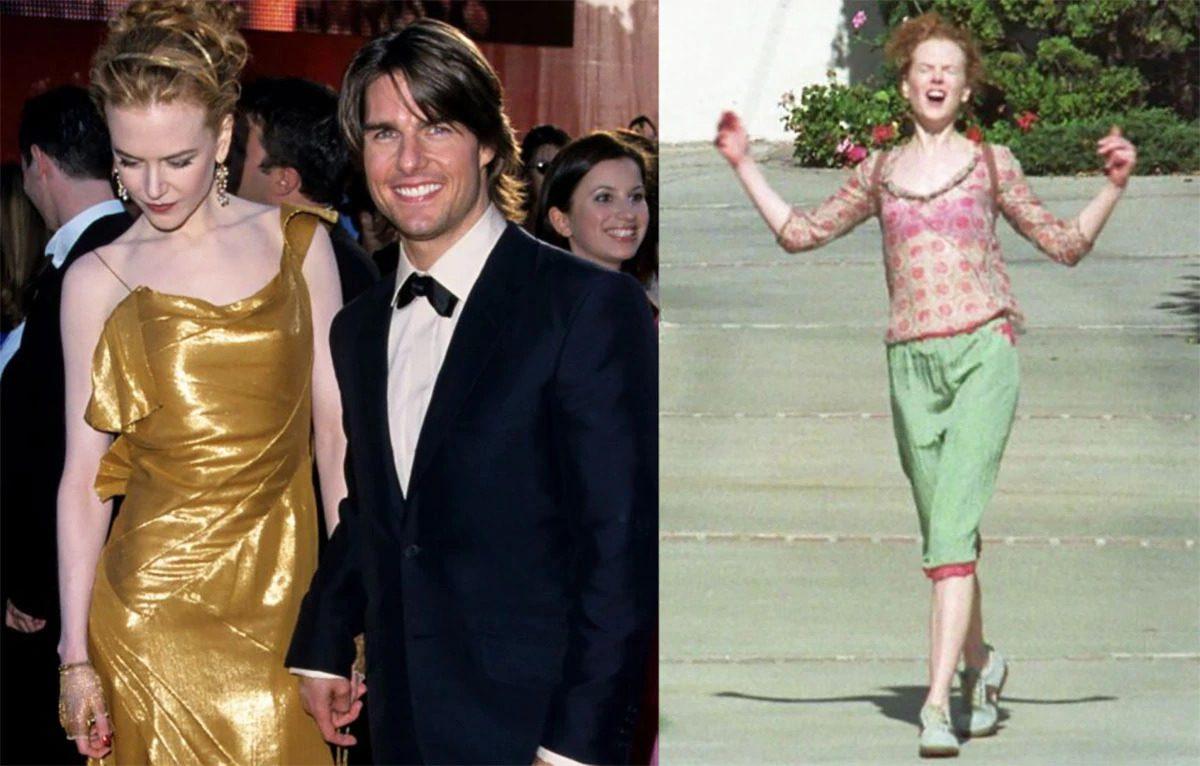 Nicole Kidman Divorce Picture