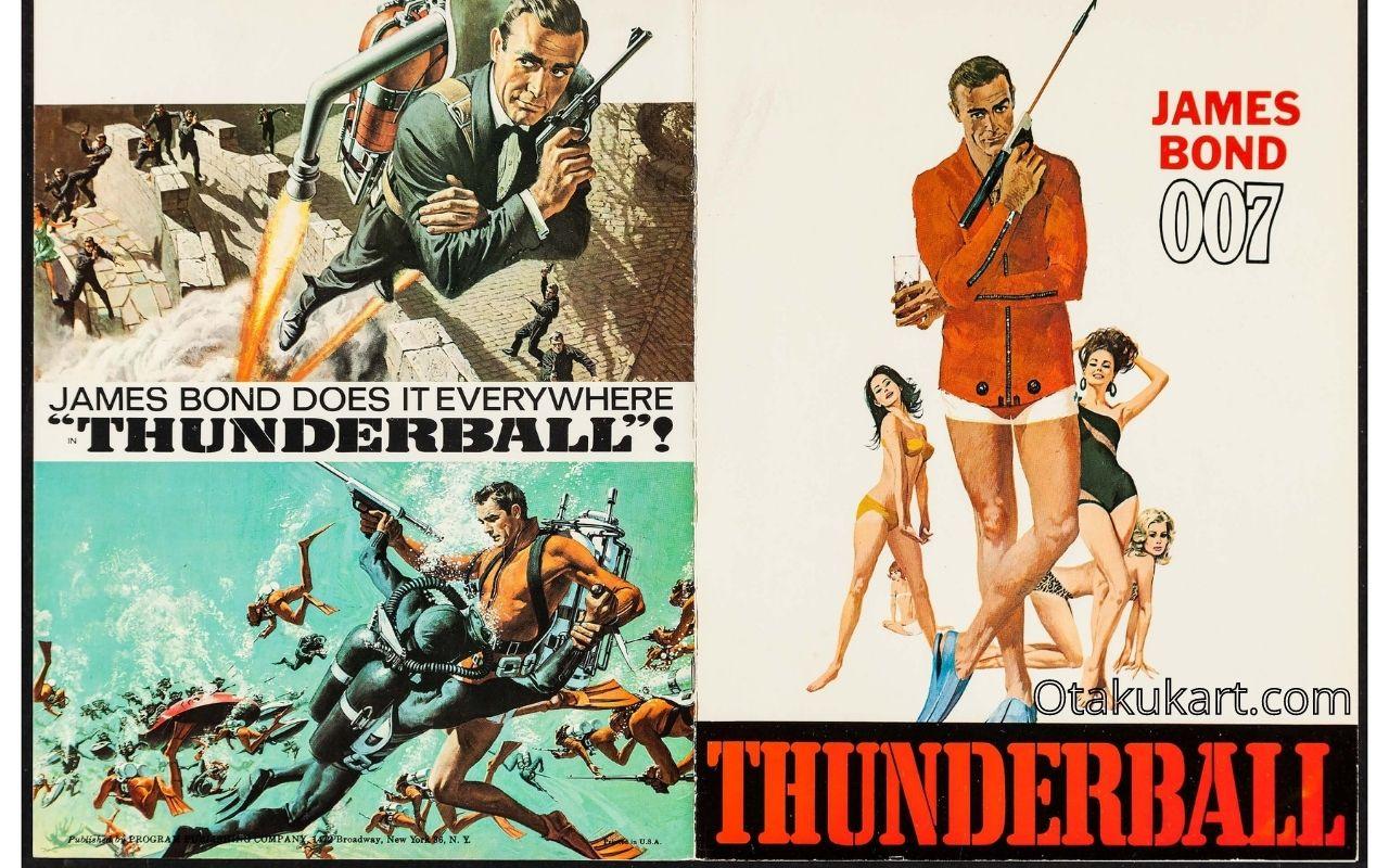 Where is Thunderball Filmed?