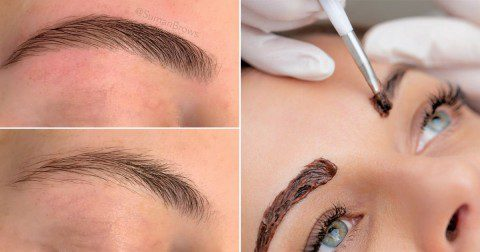 What Is Eyebrow Tinting