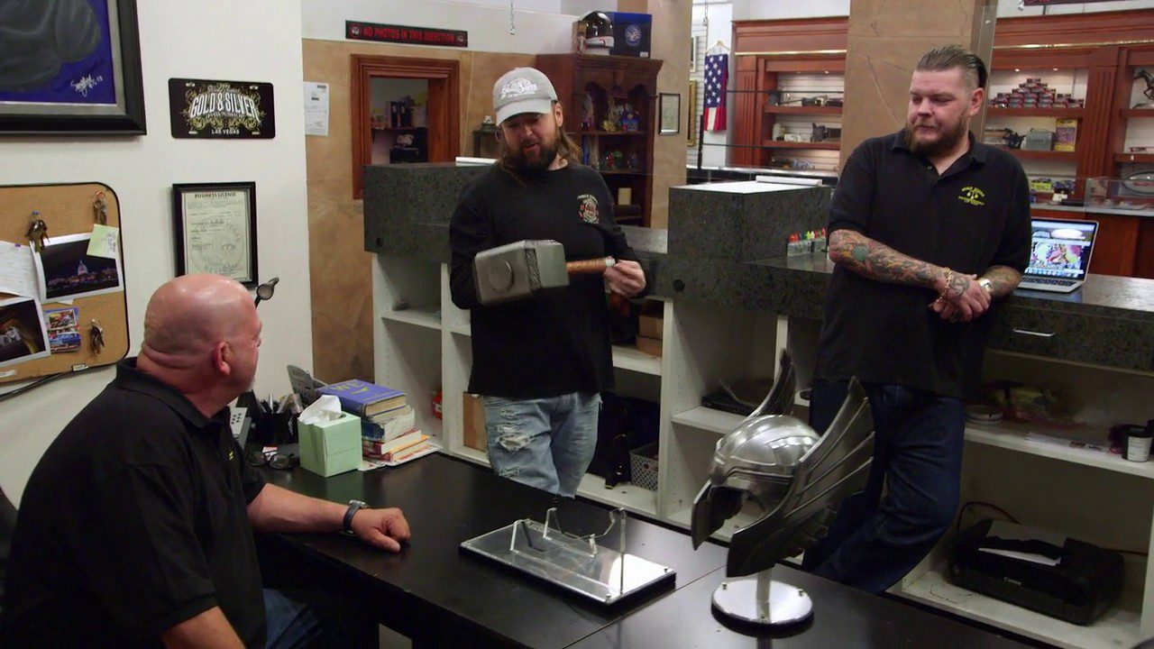 Deals Made In Pawn Stars Season 18 Episode 23