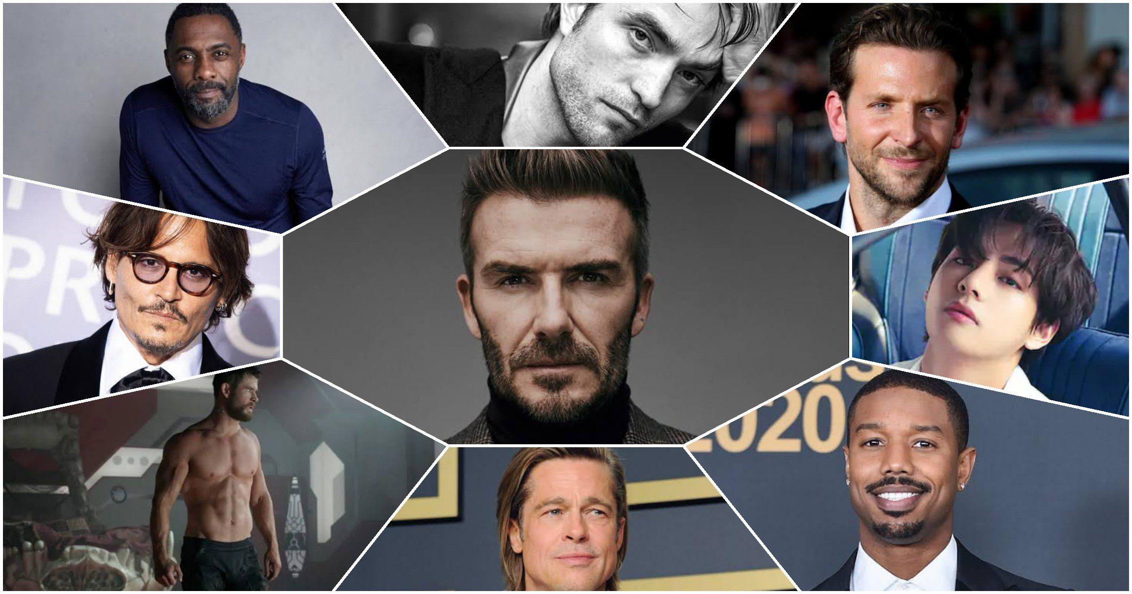 List of TOP 10 Hottest Men On Internet