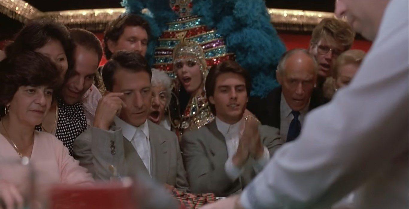 Rain Man Casino Scene