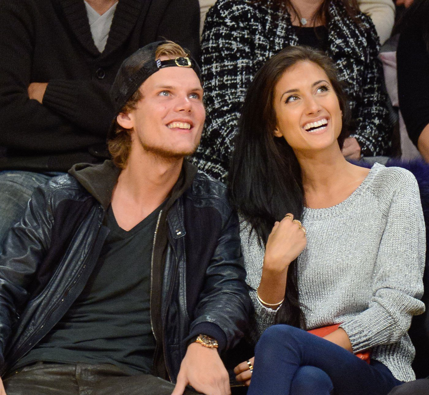 Tim Bergling And Racquel Natasha Bettencourt