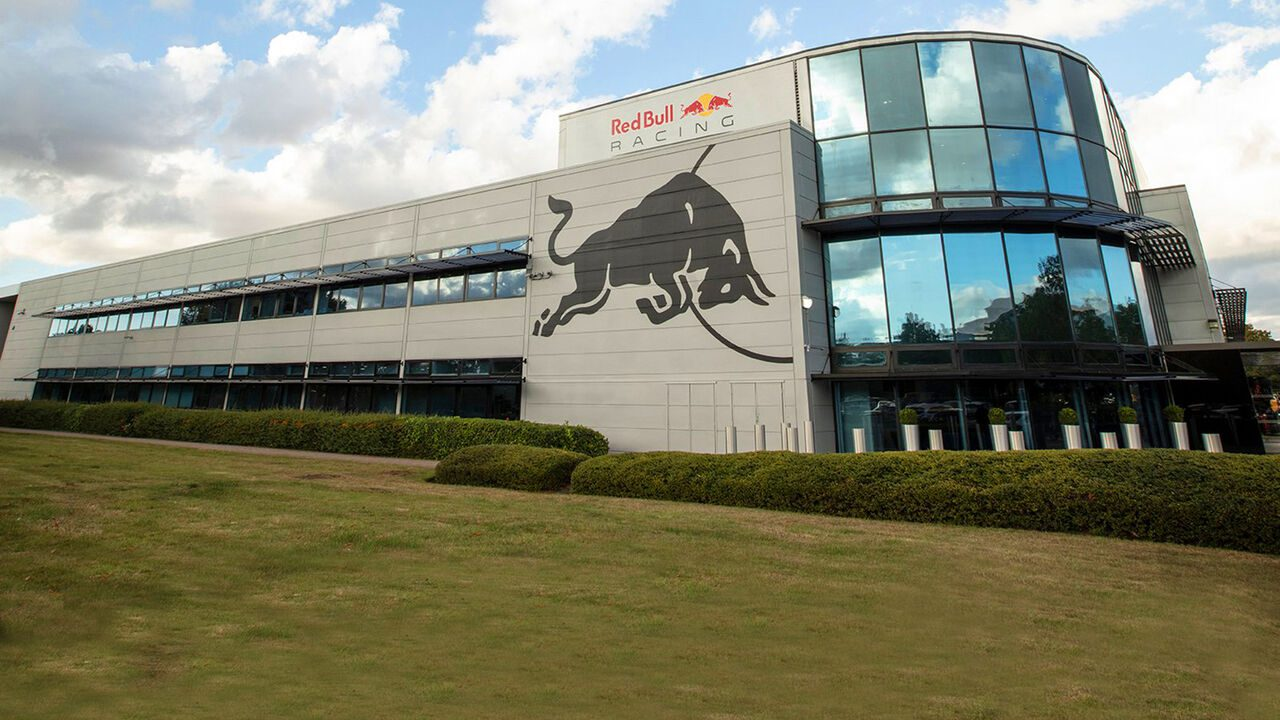 What did Red Bull do after Honda's pull out from F1