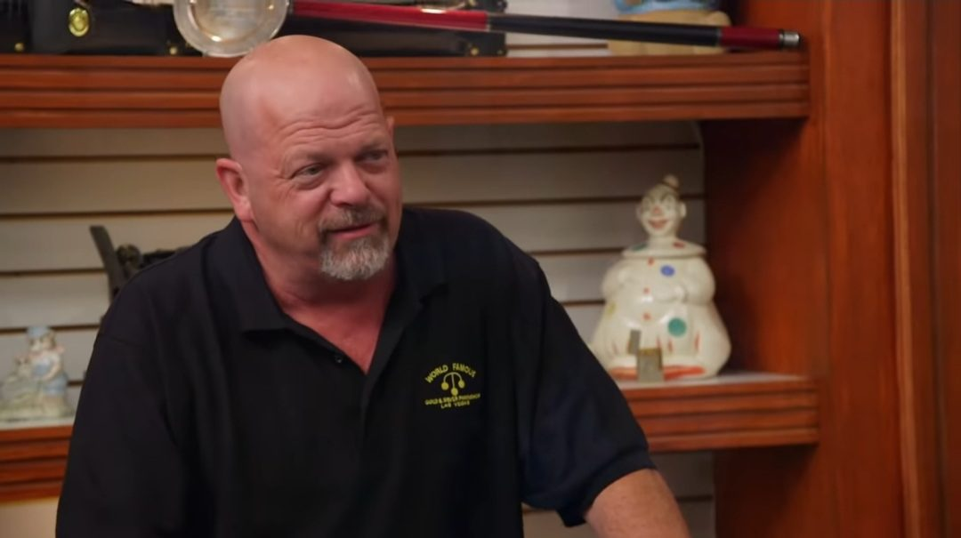 What is the net worth of Rick Harrison from Pawn Stars