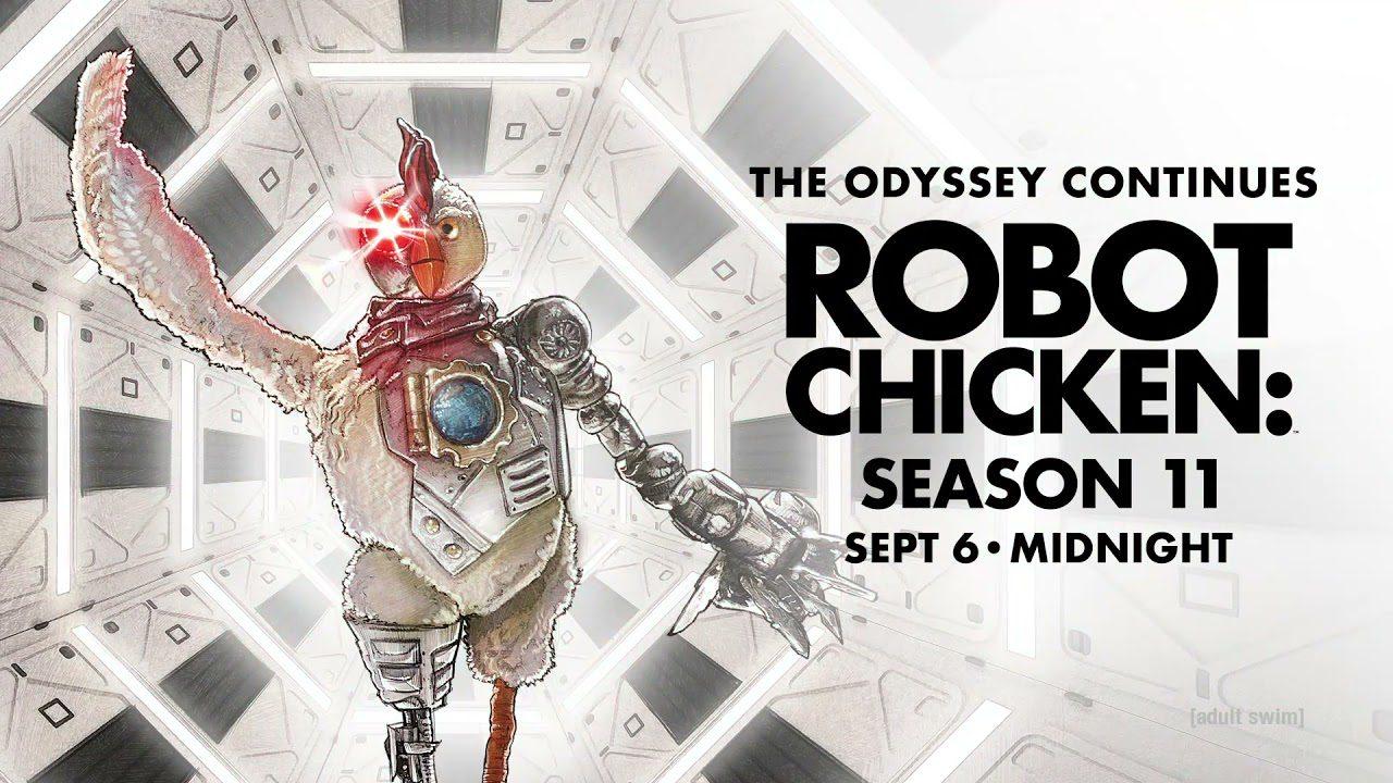 Robot Chicken Season 11 Episode 02: Release Date & Spoilers