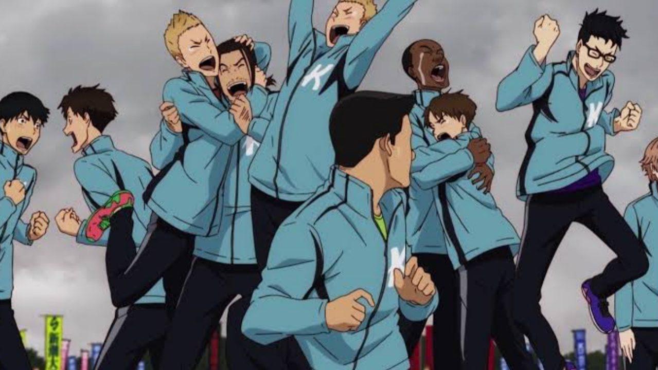 Best sports anime similar to haikyu