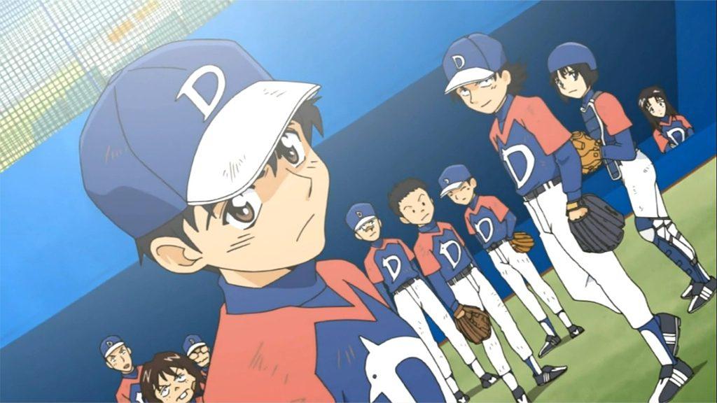 Major, Most Popular Baseball Anime