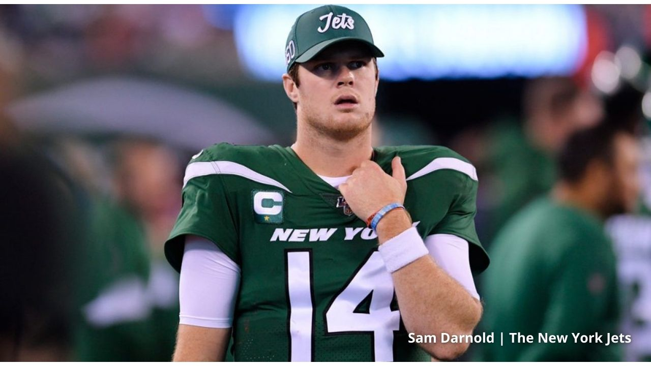 Sam Darnold's Early Life and Career