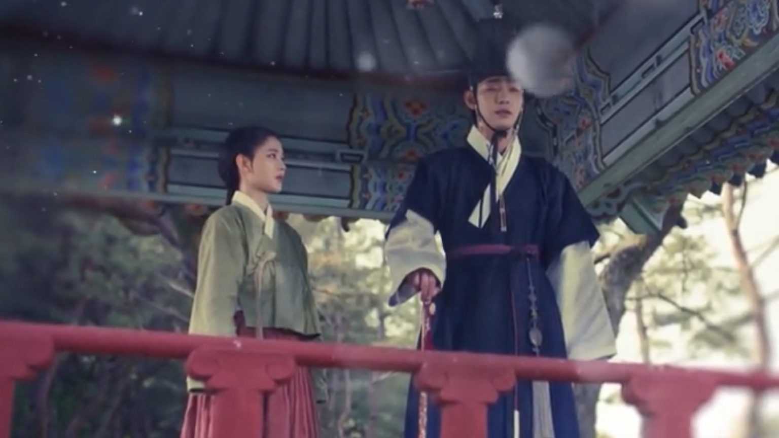 Lovers of The Red Sky Episode 9
