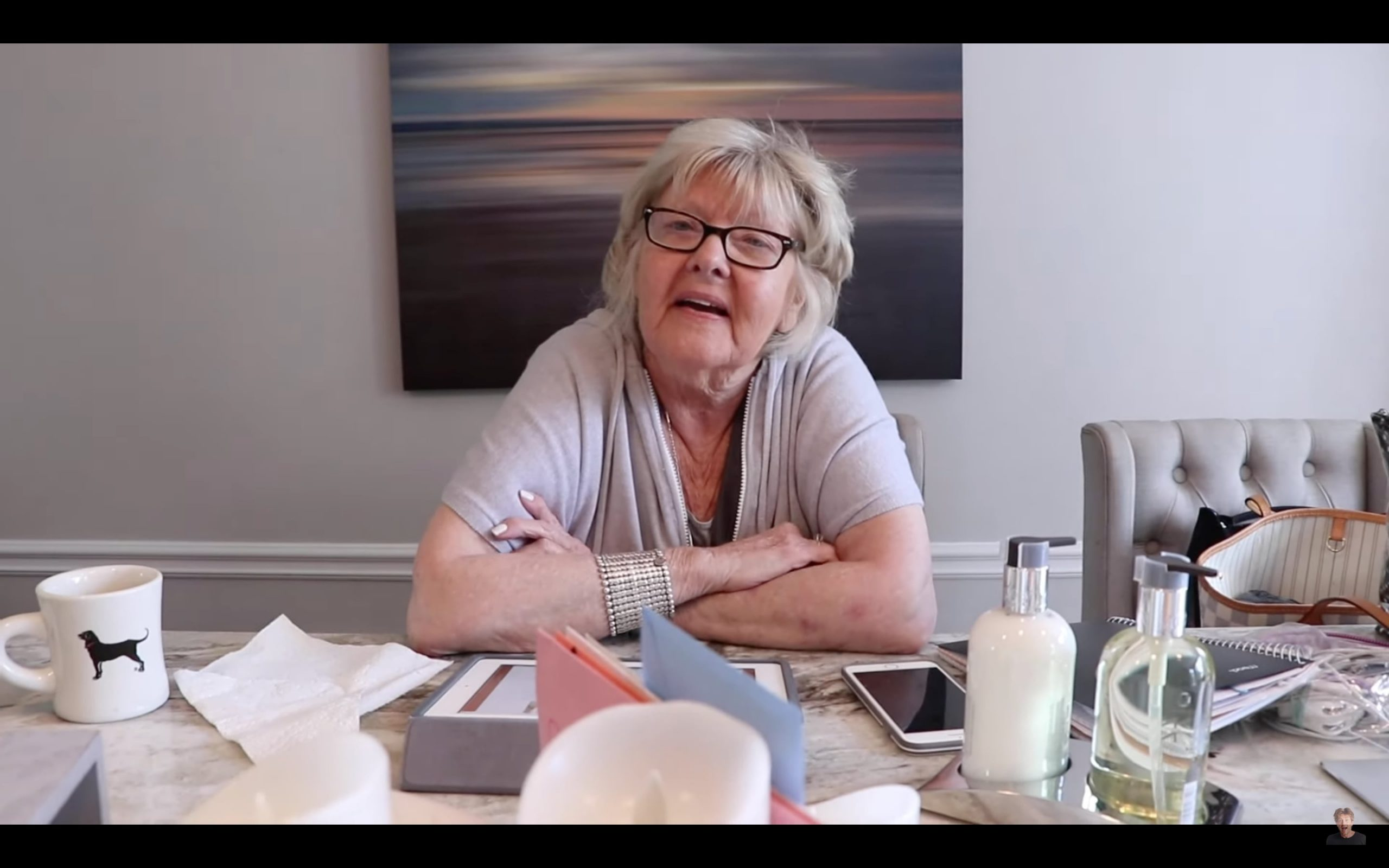 Who is Lorraine Nash?