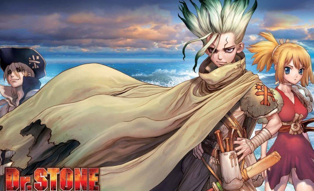 Dr. Stone Chapter 212