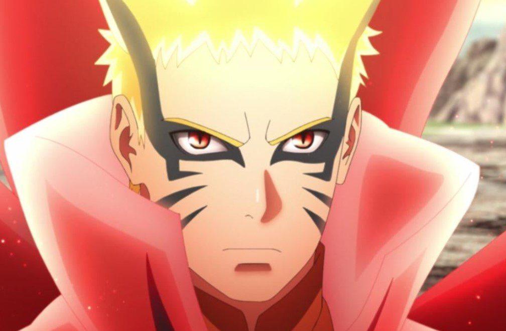 Naruto Baryon Mode