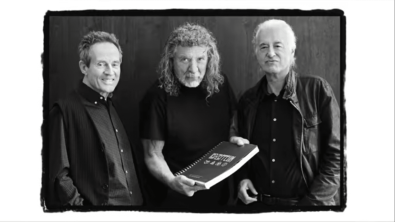 Becoming Led Zeppelin