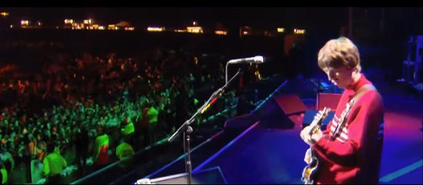 Oasis Knebworth Documentary