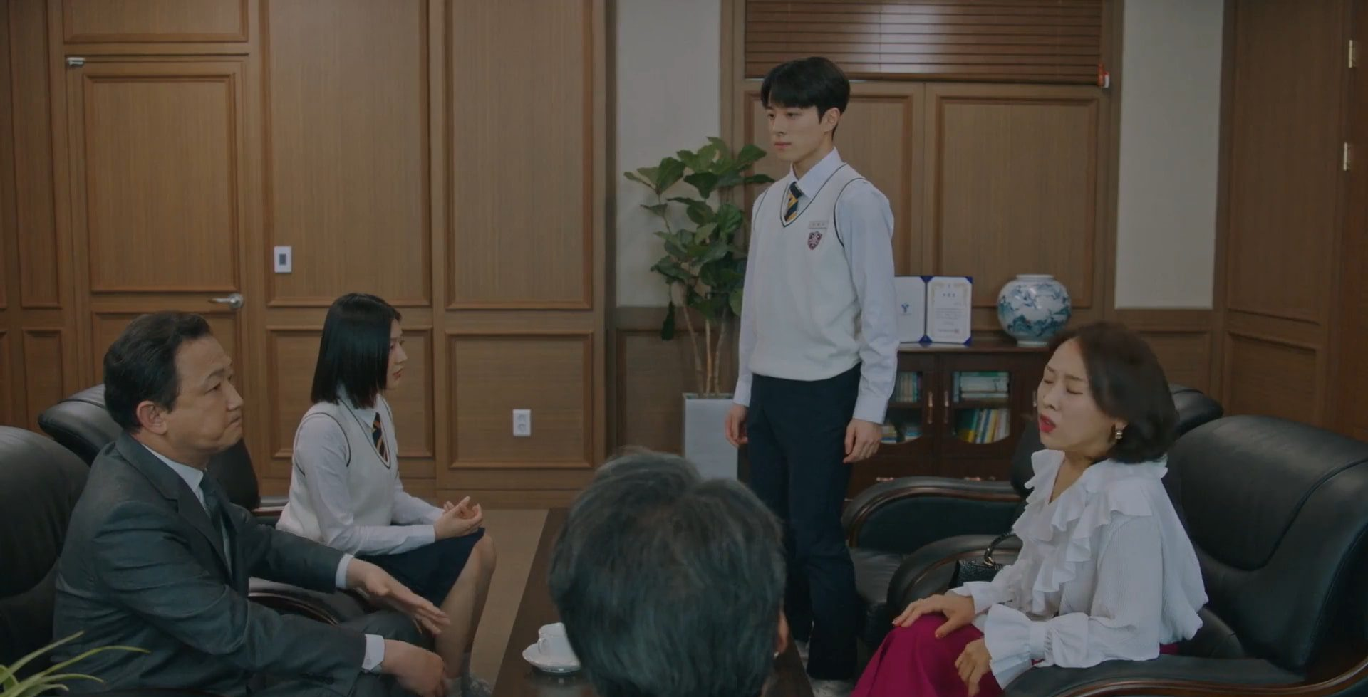 The Great Shaman Ga Doo Shim Episode 9