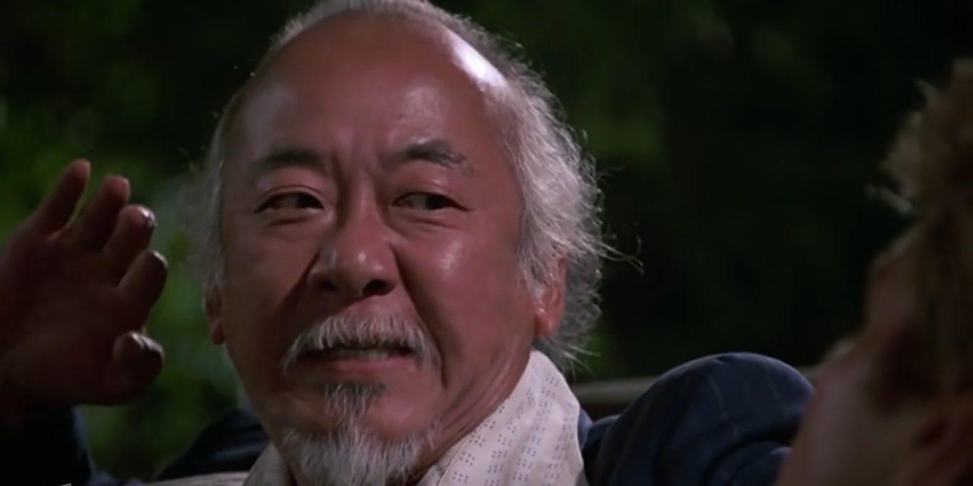 Karate Kid 2 Filmed