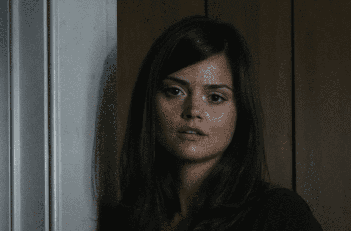 Jenna coleman in Corporate monster