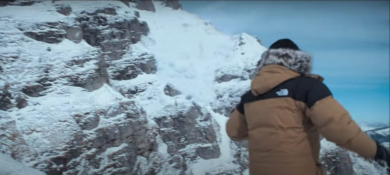 The Father Who Moves Mountains Filmed