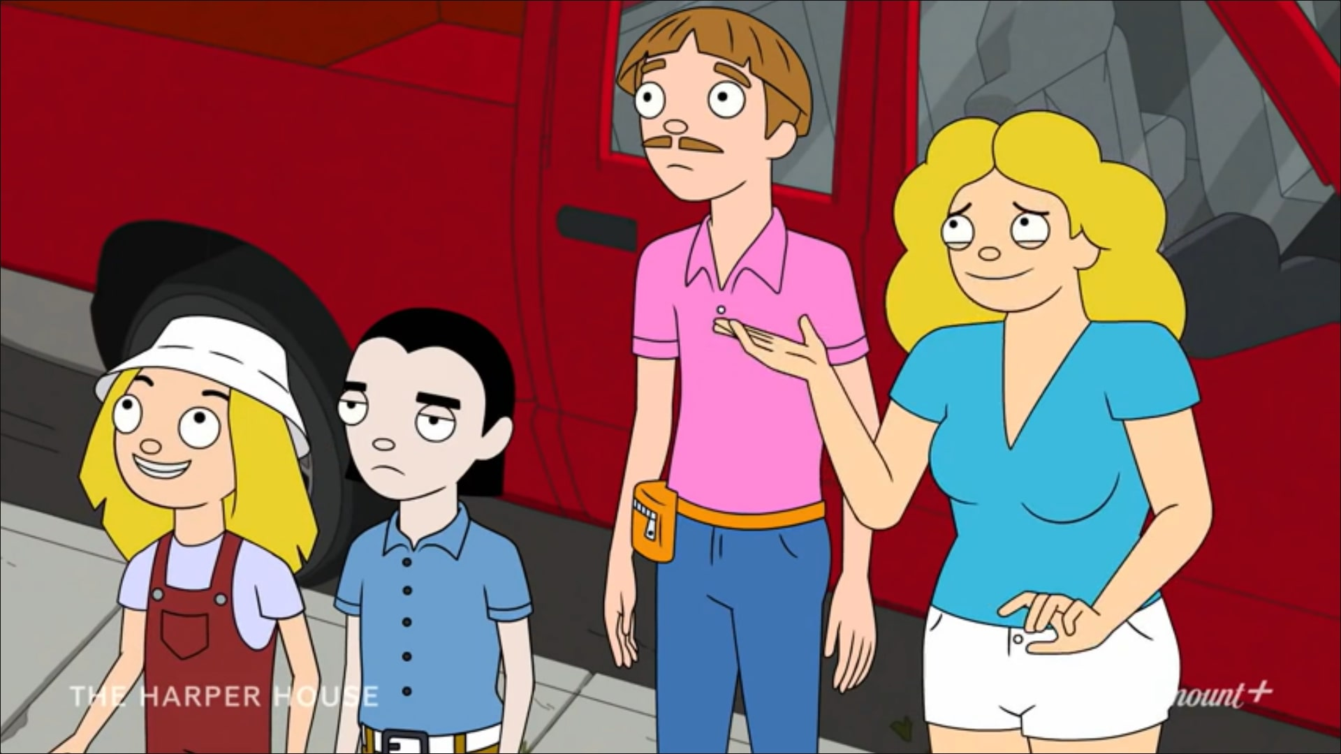 The Harper House Season 1 Episode 1