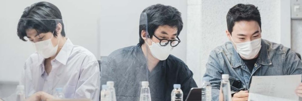 Lee Young Ae, Kim Hye Joon and others gathered for script reading if Koo Kyung Yi