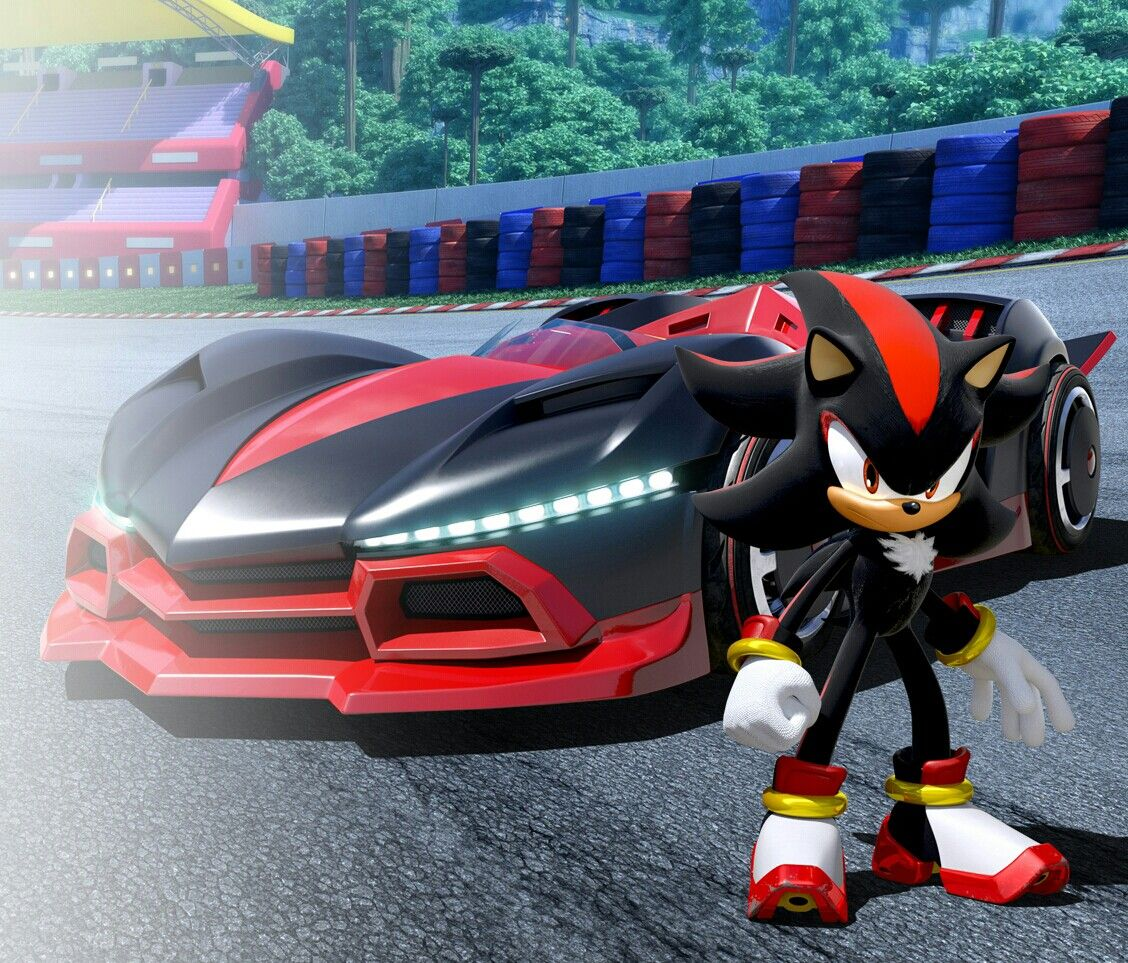 Shadow the Hedgehog Facts
