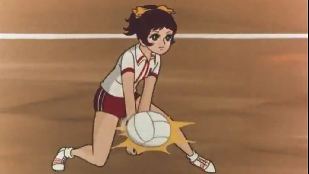 Attack No.1, Most Popular Volleyball Anime Like Haikyuu