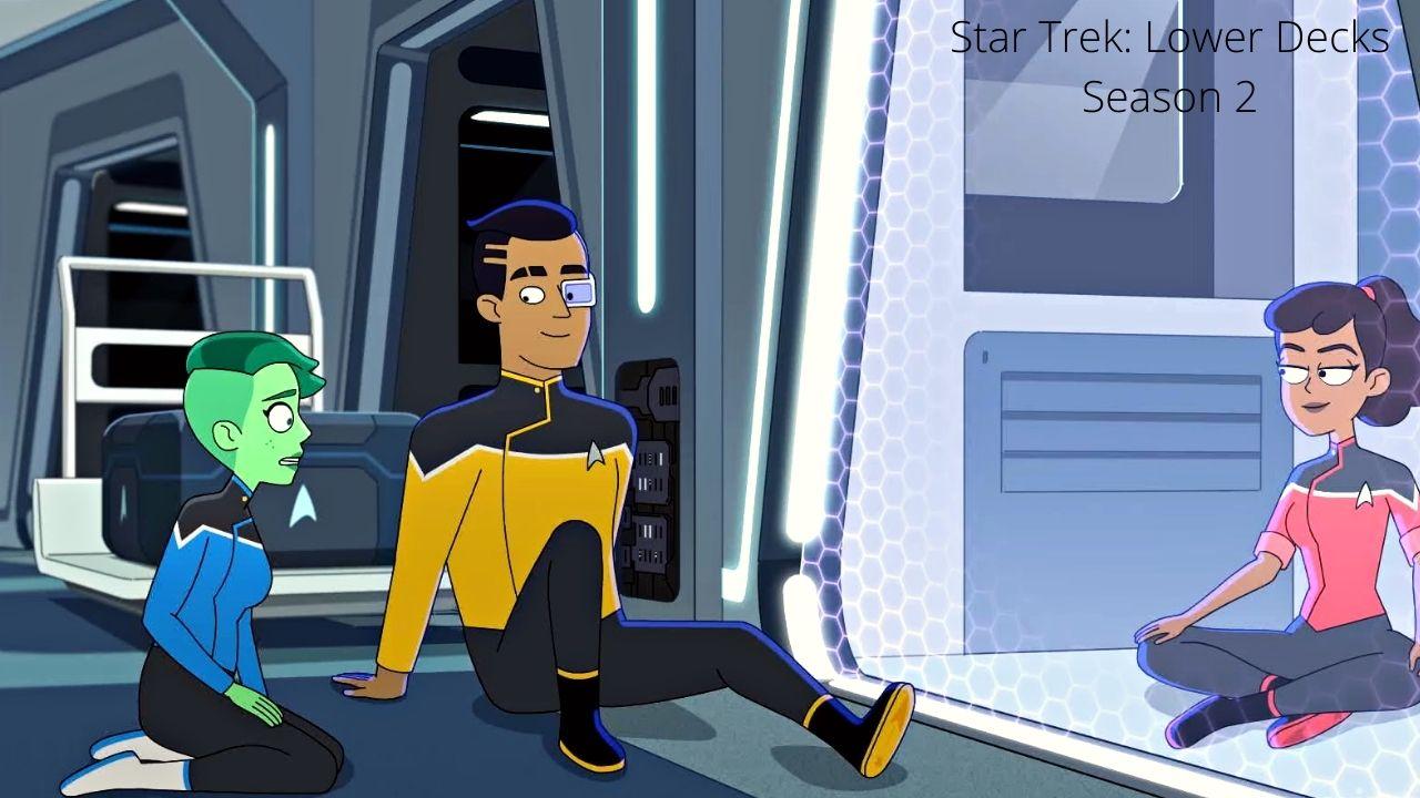 Star Trek Season 2 October 2021