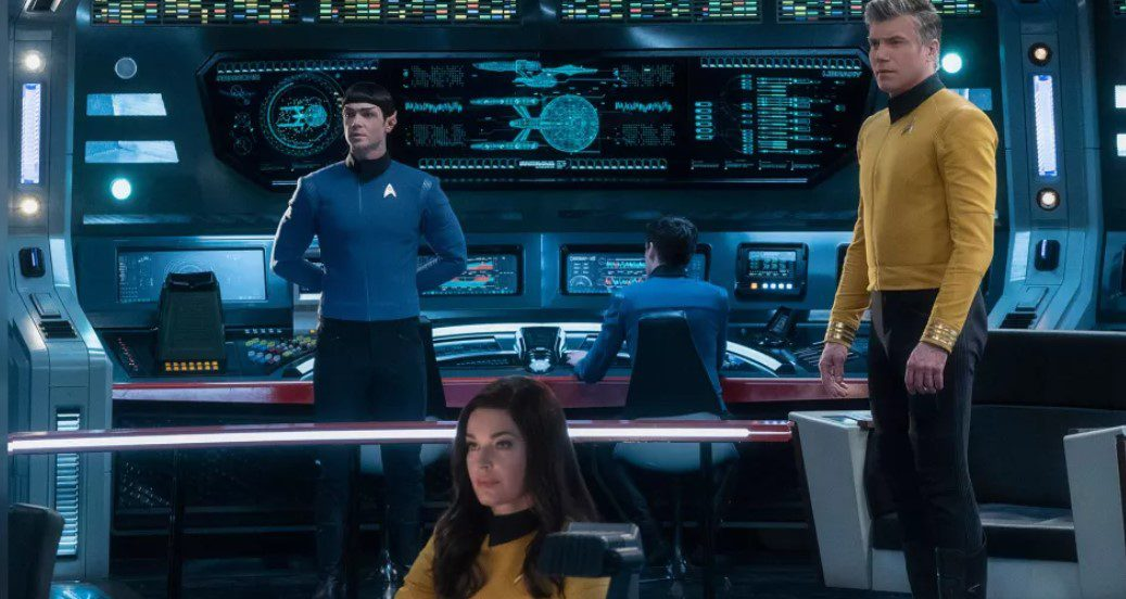 Star Trek Strange New Worlds Release Date Cast and Everything You Need To Know