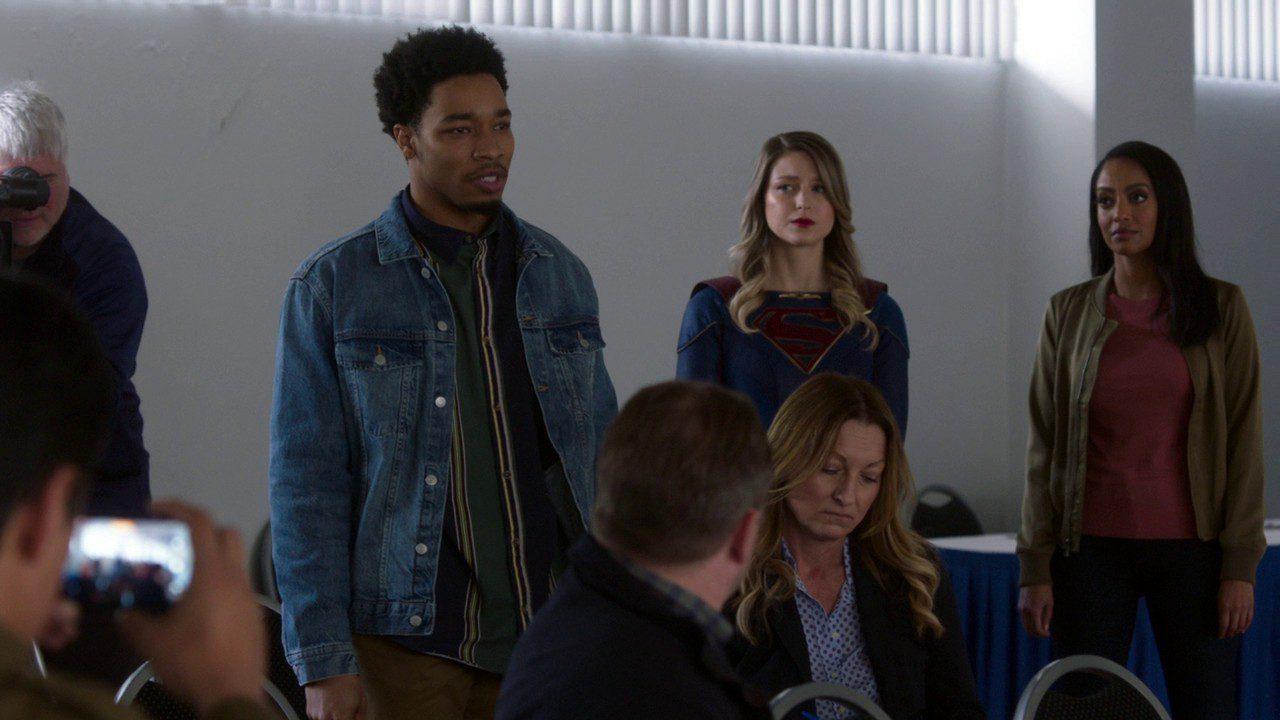 Ending For Supergirl Season 6 Episode 10
