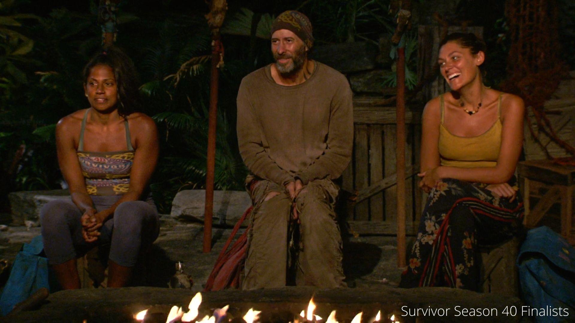 Survivor Season 41 Episode 1