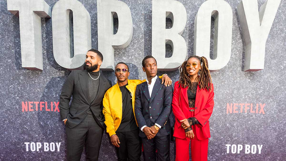 Netflix's Top Boy season 3 premiere.