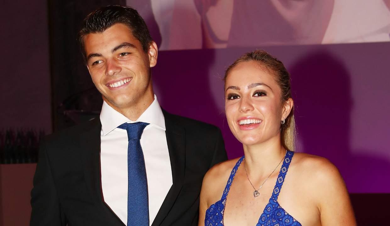 Talor Fritz and Raquel Pedraza