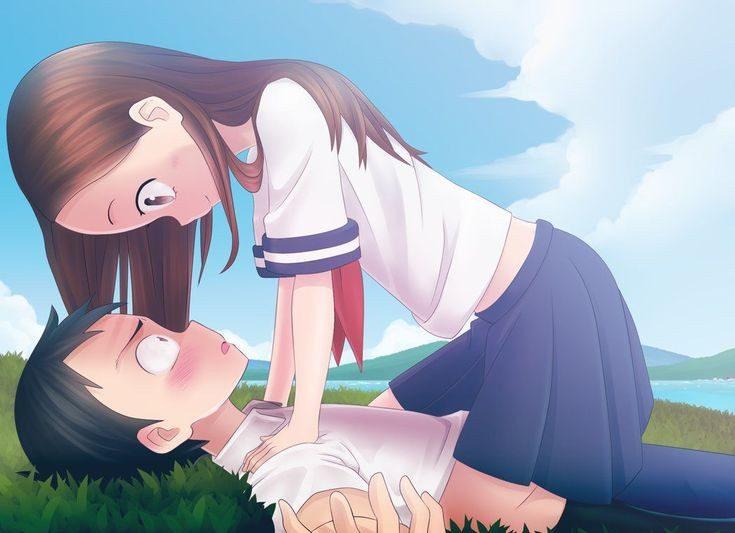 Teasing Master Takagi