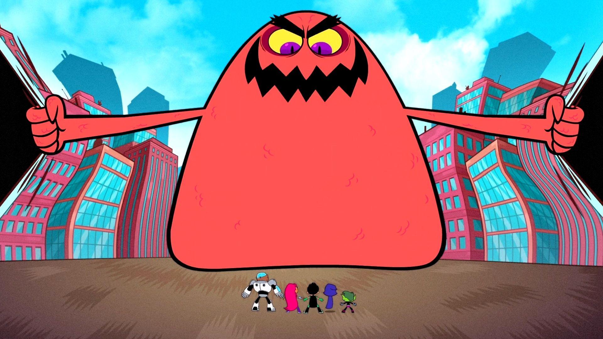 Teen Titans Go! Season 7 Episode 19