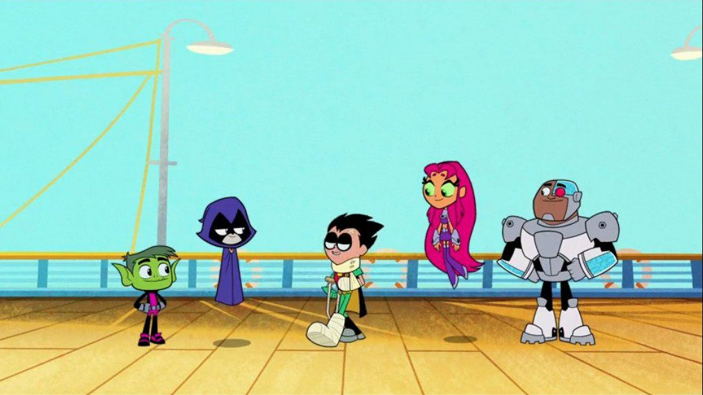 Spoilers And Release Date For Teen Titans Go! Season 7 Episode 17:
