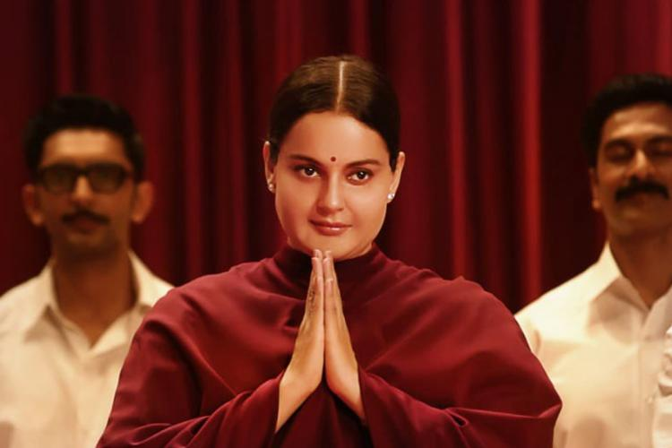 Thalaivii release date