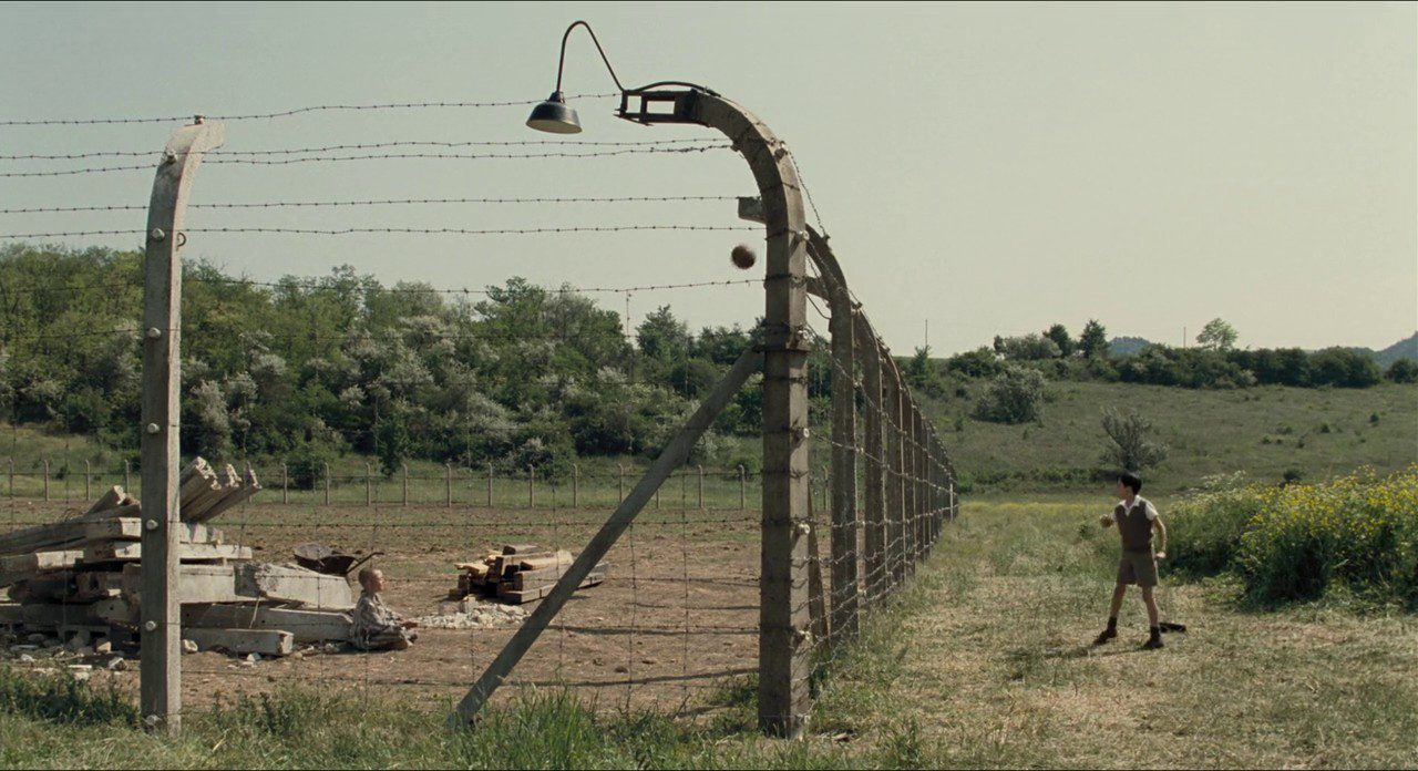 Story Of The Boy In The Striped Pajamas