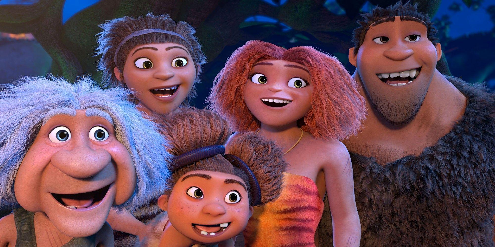 Croods: Family Tree Season 1: Release Date, Cast, & Spoilers