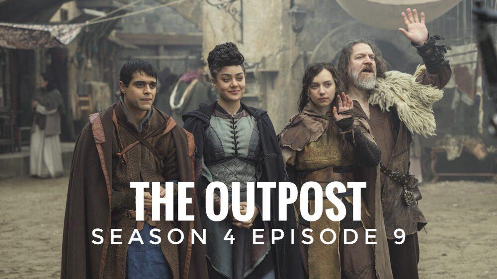 The Outpost season 4 episode 9 release datehe-Outpost-Season-4-Episode-8
