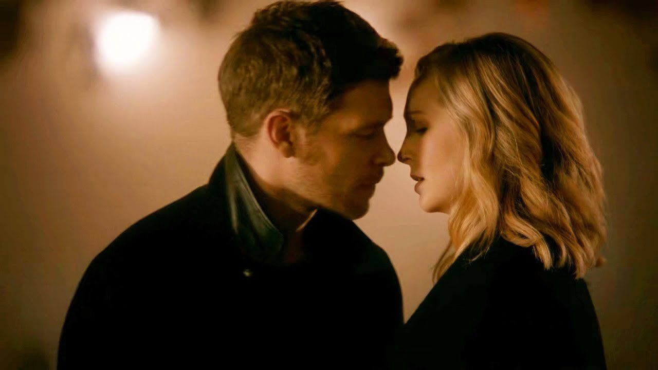 The Vampire Diaries: Klaus and Caroline
