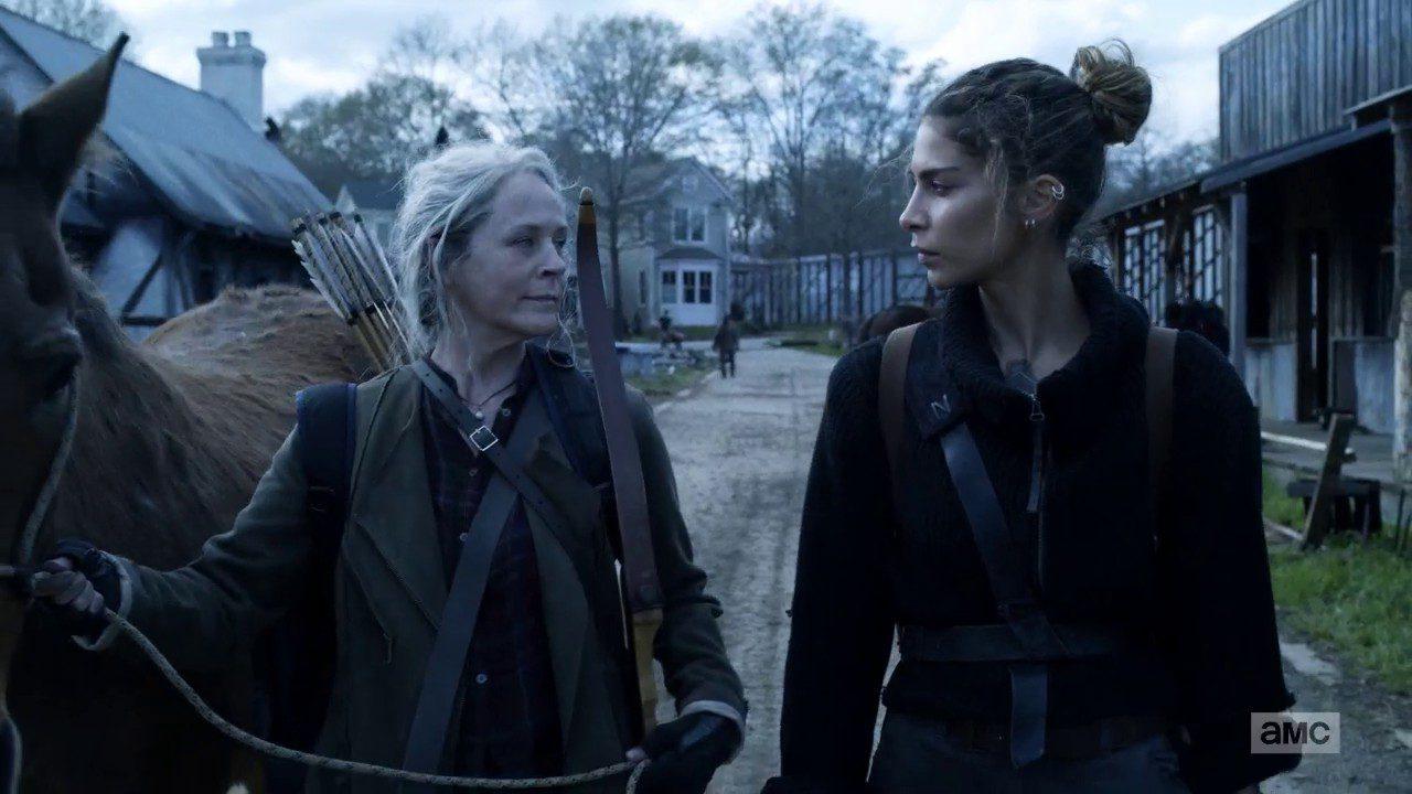 Ending For The Walking Dead Season 3 Episode 4