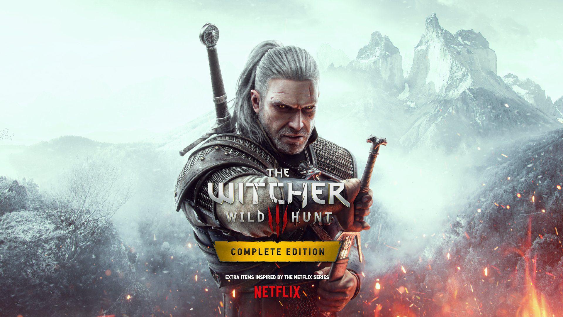 The Witcher 3 Next Gen Update